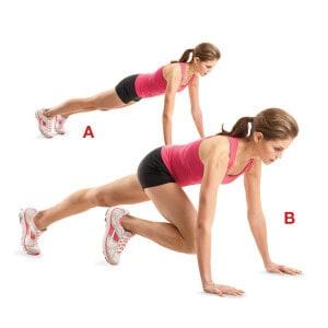 Plank - ćwiczenia