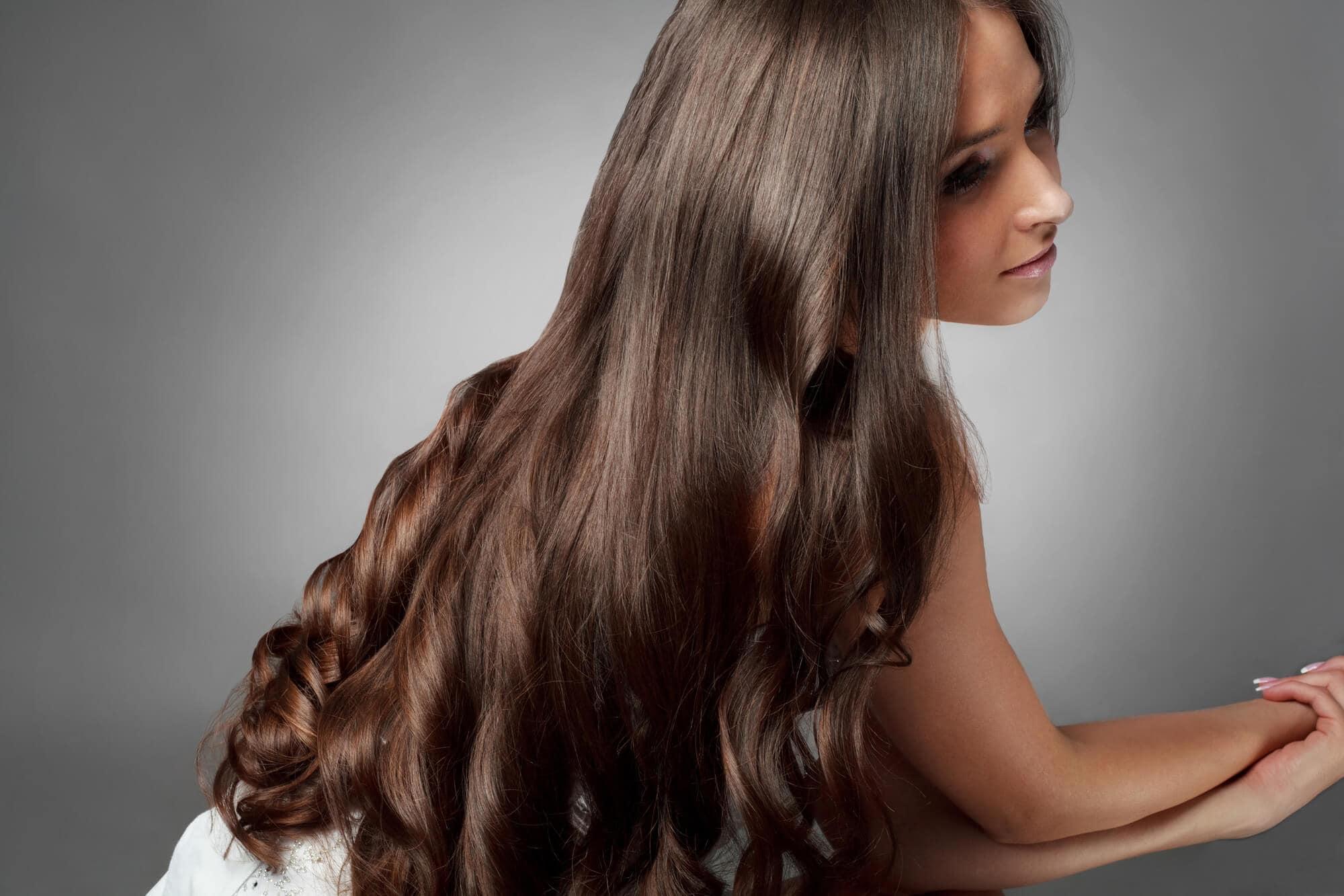 Фото девушек с очень тонкими волосами