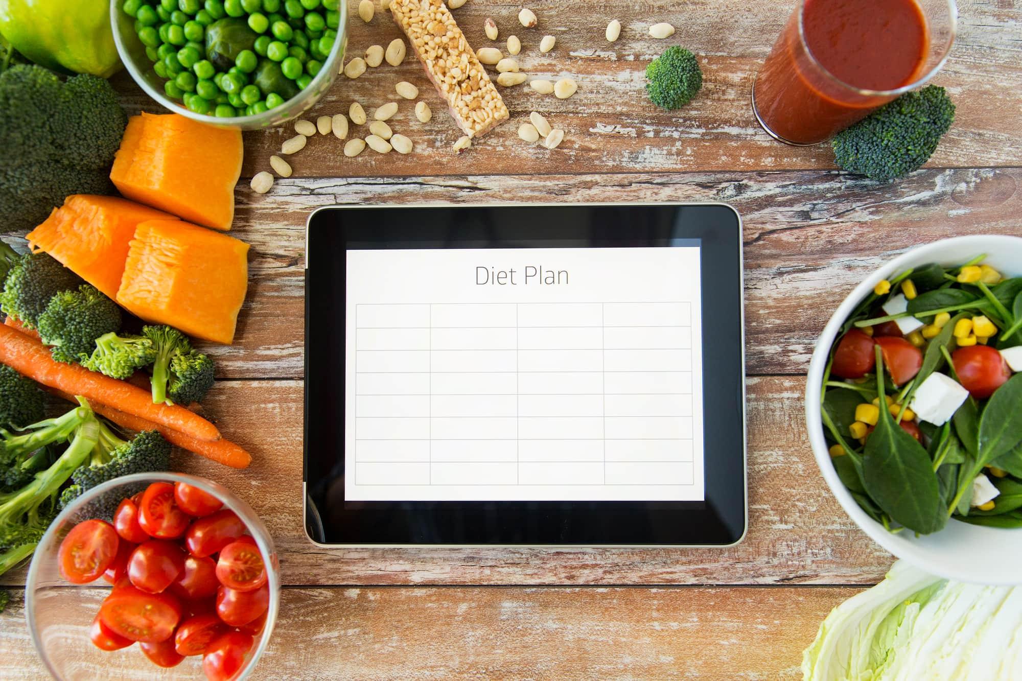Dieta Dash Faza 2