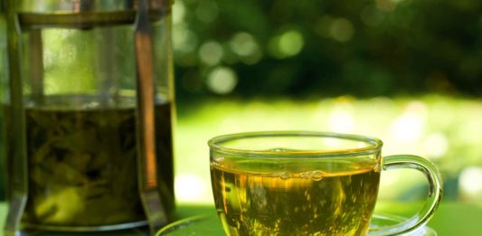 Zielona herbata i jej właściowości
