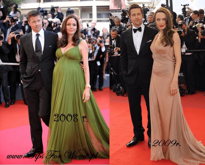 Angelina Jolie 2008-2009