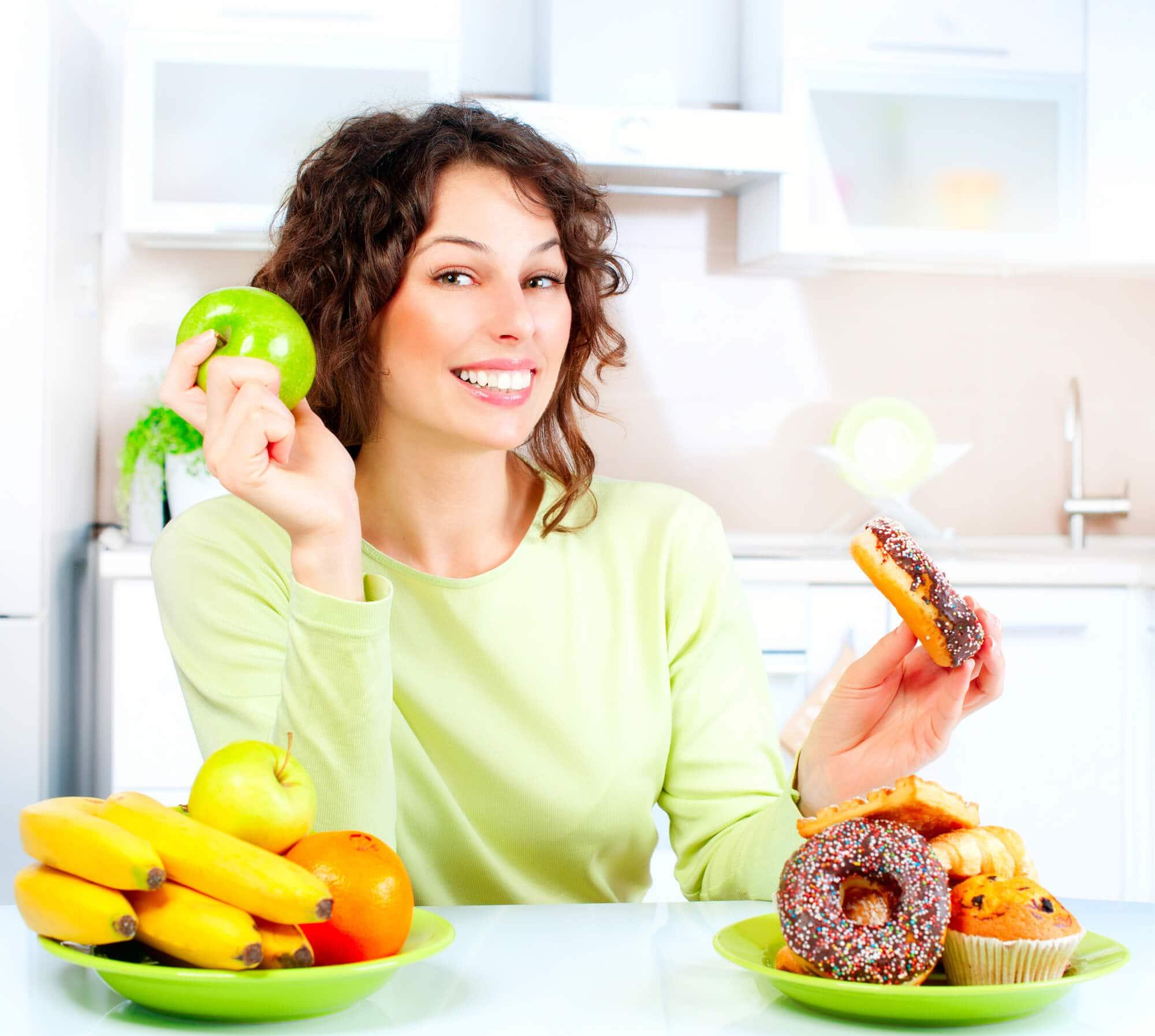 Диета для желающих набрать вес и поправиться