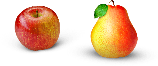 pear-apple-front