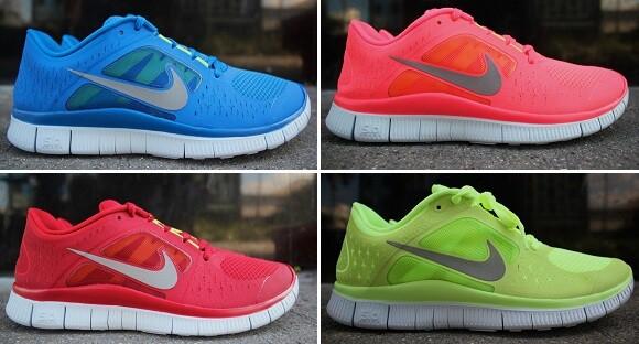 quality design 9df3f ff769 Nike Free Run +3