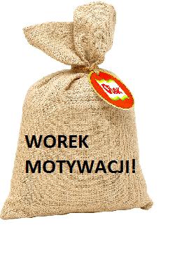 WOREK MOTYWACJI