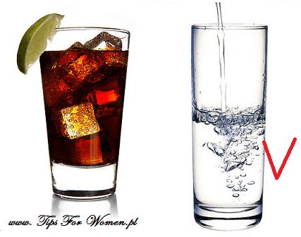 woda cola