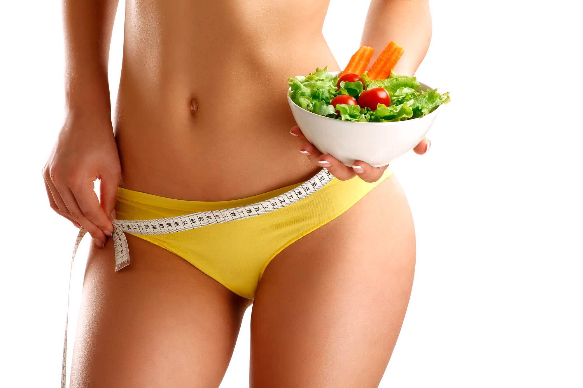 Недорогая диета для талии