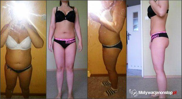 Da się schudnąć z mel b